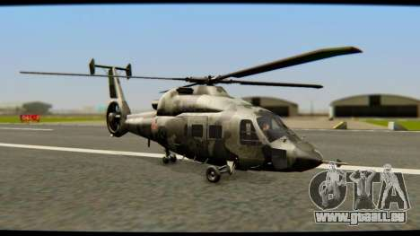 KA 60 Kasatka für GTA San Andreas