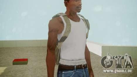 Atmosphere Parachute v4.3 pour GTA San Andreas deuxième écran