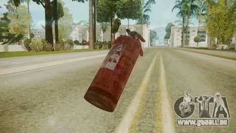 Atmosphere Fire Extinguisher v4.3 für GTA San Andreas zweiten Screenshot