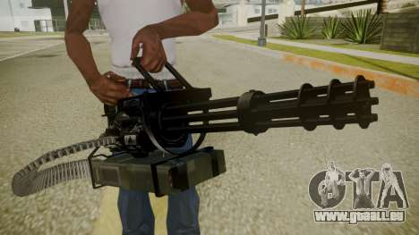 Atmosphere Minigun v4.3 für GTA San Andreas