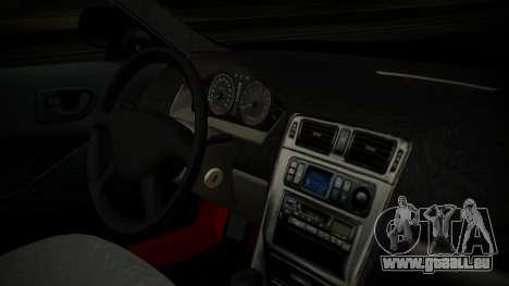 Mitsubishi Galant VR6 Stance pour GTA San Andreas vue de droite