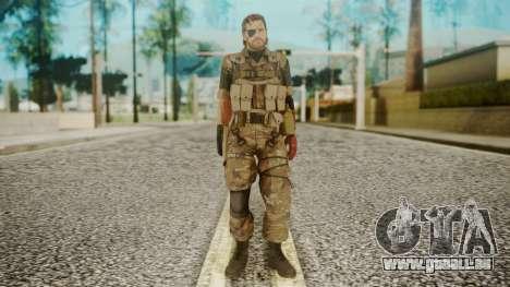 Venom Snake Wetwork pour GTA San Andreas deuxième écran