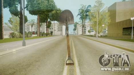 Atmosphere Shovel v4.3 pour GTA San Andreas troisième écran