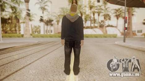 GTA Online Skin Random 1 pour GTA San Andreas troisième écran