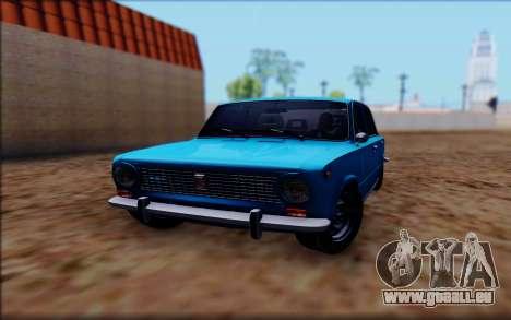 VAZ 2101 V1 für GTA San Andreas Innen