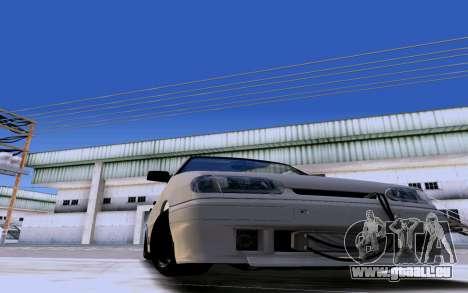 2114 Turbo pour GTA San Andreas vue de droite