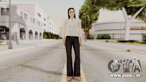 Hfyri CR Style pour GTA San Andreas deuxième écran