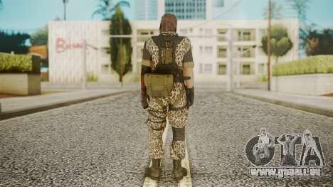 Venom Snake Animals für GTA San Andreas dritten Screenshot