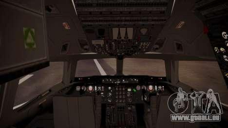 McDonnell-Douglas DC-10 Prototype N1339U pour GTA San Andreas vue de droite