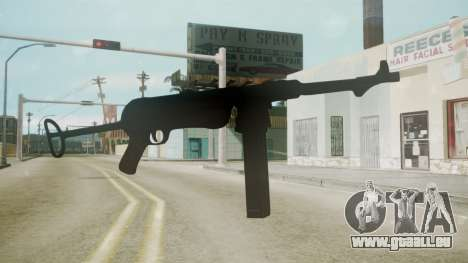 MP-40 Red Orchestra 2 Heroes of Stalingrad für GTA San Andreas