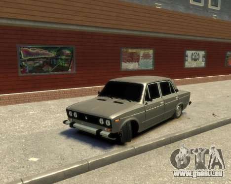 Ваз 2106 Kavkaz Style pour GTA 4