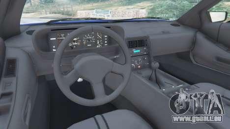DeLorean DMC-12 v1.1 für GTA 5