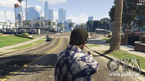 Forced First Person Aim 1.0.6 für GTA 5