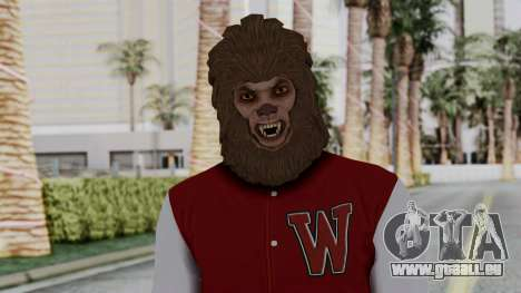 Hunt The Beast pour GTA San Andreas