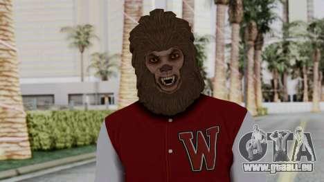 Hunt The Beast pour GTA San Andreas