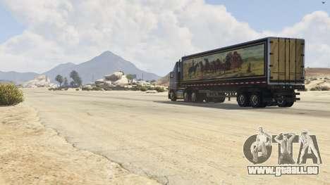 Smokey and the Bandit Trailer für GTA 5