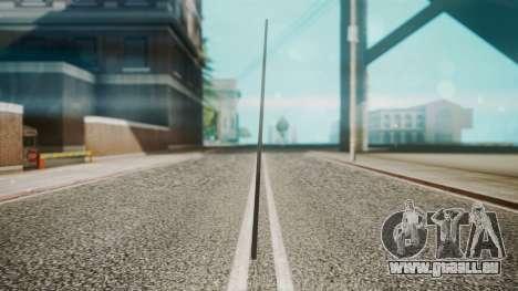 Pool Cue HD für GTA San Andreas zweiten Screenshot