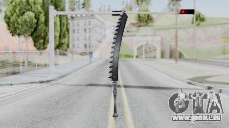 Kaine Sword für GTA San Andreas