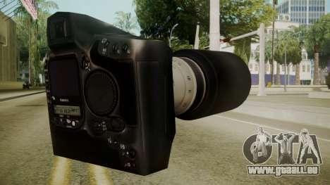 Atmosphere Camera v4.3 für GTA San Andreas zweiten Screenshot