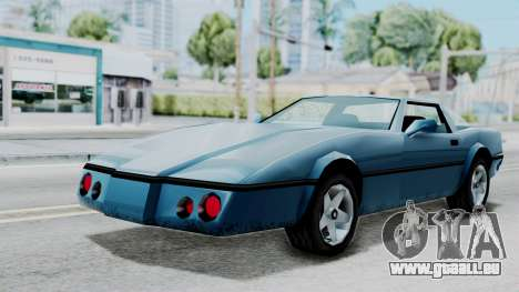 Banshee from Vice City Stories für GTA San Andreas