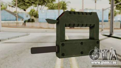 Bomb from RE6 pour GTA San Andreas