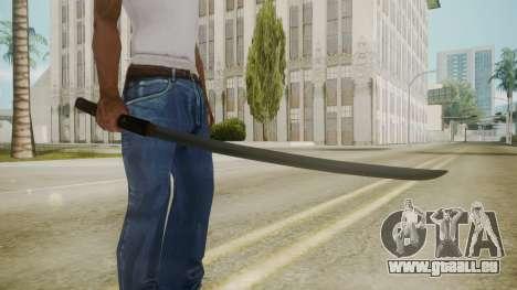 Atmosphere Katana v4.3 für GTA San Andreas