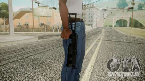 PP-19 Battlefield 3 für GTA San Andreas