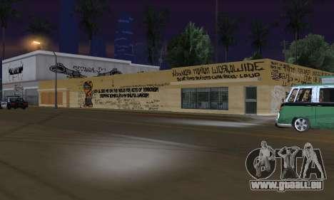 HooverTags pour GTA San Andreas cinquième écran
