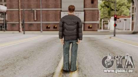 Bmyst CR Style pour GTA San Andreas troisième écran