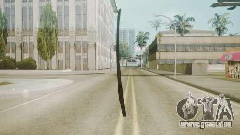 Atmosphere Katana v4.3 pour GTA San Andreas deuxième écran