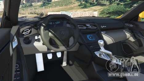 Lykan HyperSport 2014 v1.2 für GTA 5