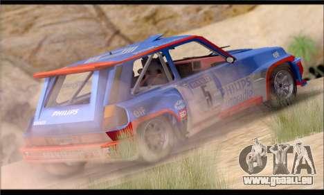 Bukan ENB für GTA San Andreas siebten Screenshot