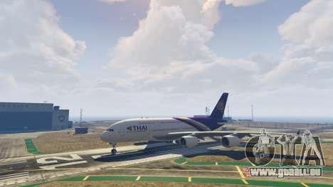 Airbus A380-800 v1.1 pour GTA 5
