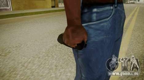 Atmosphere NV Goggles v4.3 pour GTA San Andreas troisième écran