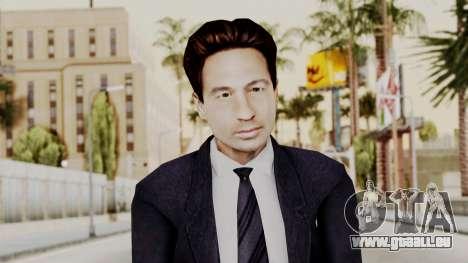 Agent Mulder (X-Files) pour GTA San Andreas