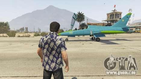 Realistic Flight V 1.6 für GTA 5