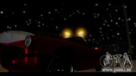 EnbTi Graphics v2 0.248 für GTA San Andreas achten Screenshot