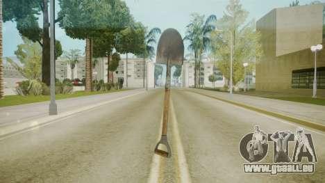 Atmosphere Shovel v4.3 pour GTA San Andreas deuxième écran