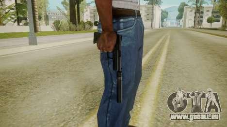 Atmosphere Silenced Pistol v4.3 für GTA San Andreas dritten Screenshot
