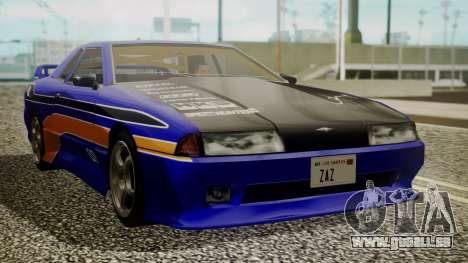 Elegy NR32 with Neon Exclusive PJ pour GTA San Andreas