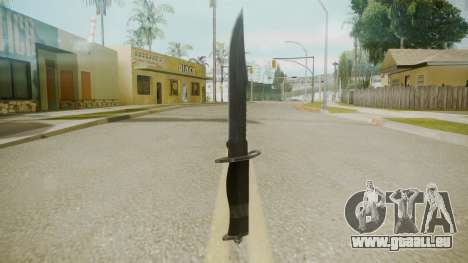 Atmosphere Knife v4.3 pour GTA San Andreas