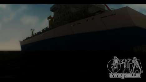 EnbTi Graphics v2 0.248 für GTA San Andreas fünften Screenshot