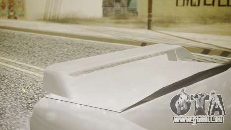Elegy NR32 without Neon pour GTA San Andreas vue de droite