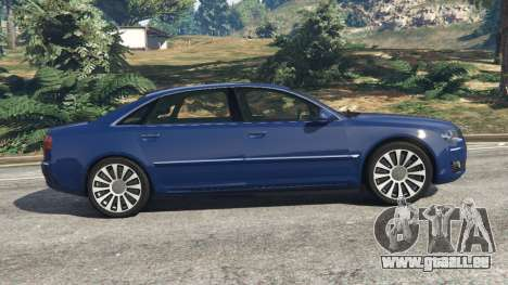 Audi A8 für GTA 5