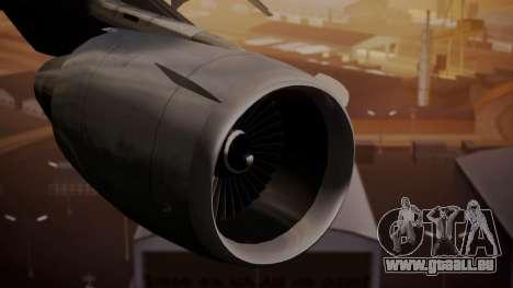 DC-10-10 United Airlines (80s Livery) für GTA San Andreas rechten Ansicht