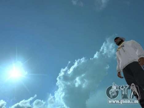 Realistisch Skybox HD 2015 für GTA San Andreas