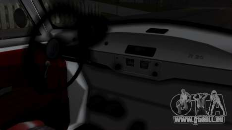 Syrena R20 v1.0 pour GTA San Andreas vue de droite