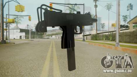 Atmosphere Micro SMG v4.3 für GTA San Andreas zweiten Screenshot
