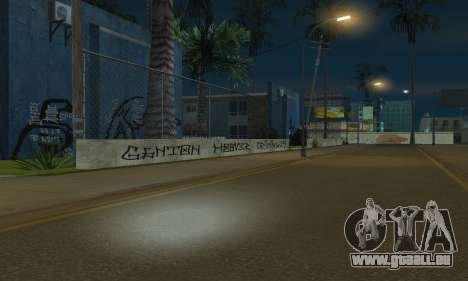 HooverTags für GTA San Andreas sechsten Screenshot