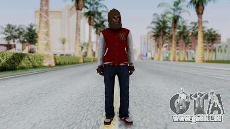 Hunt The Beast pour GTA San Andreas deuxième écran